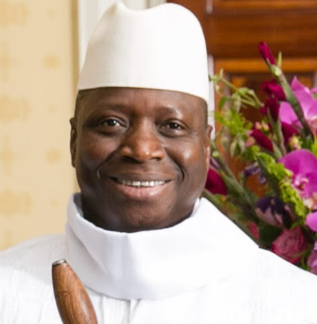 LGBT community accused of plotting coup against Gambian president
