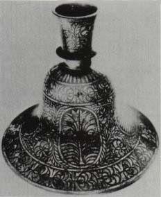 металлическая ваза из Дорчестера