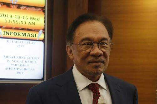 Tokoh tasawuf kata Anwar jadi PM?