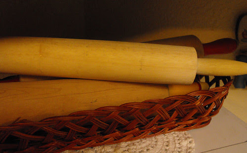 Wooden Rolling Pin Collection