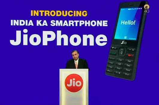 Reliance Jio Stopped Production the of JioPhone