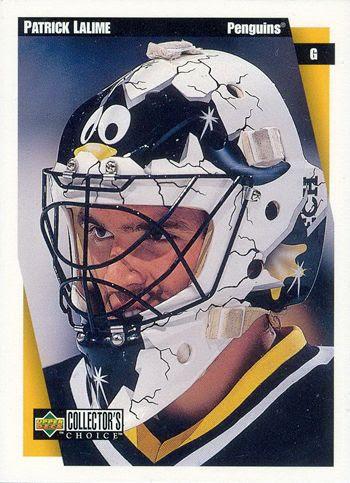 Patrick Lalime Penguins, Patrick Lalime Penguins