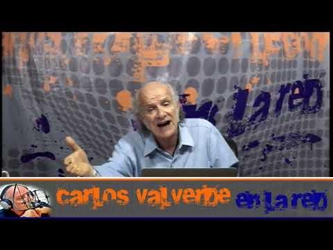 Carlos Valverde en la red: Programa del día martes 03-12-2019