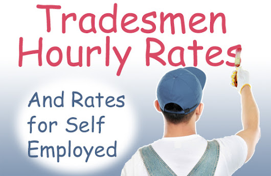 Hourly Rates for Tradesmen & Construction Workers - Tradesmen.ie Blog