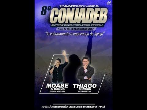 TV Portal Brasileira apoia a realização do 8º Congresso de Jovens da Assembléia de Deus