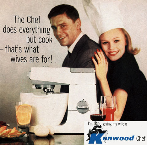 Sexist ads from the past