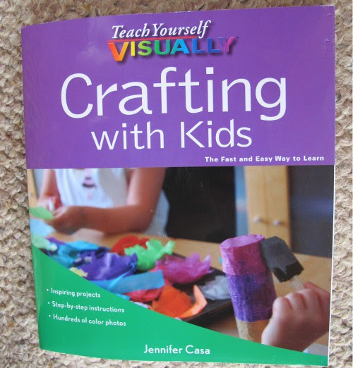 Crafting with Kids Blog tour
