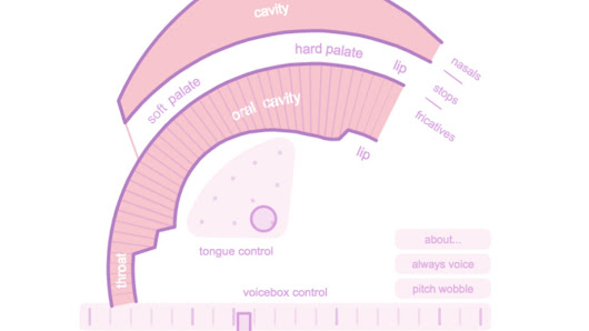 Website That Simulates How Speech Works in Your Mouth Is So Weird and Cool