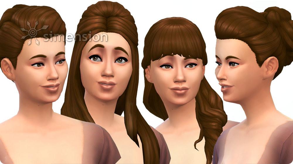 Sims 4 Frisuren Mods Yskgjt Com