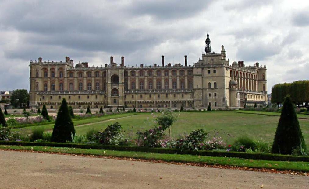 Château de saint-Germain-en-Laye (Yvelines), photo: JH Mora
