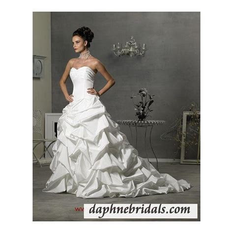 Forever Yours Style 47110 Bridal Gowns   Compelling