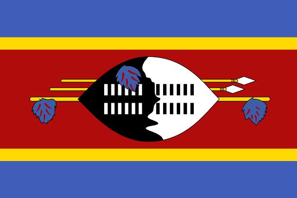 علم دولة Swaziland