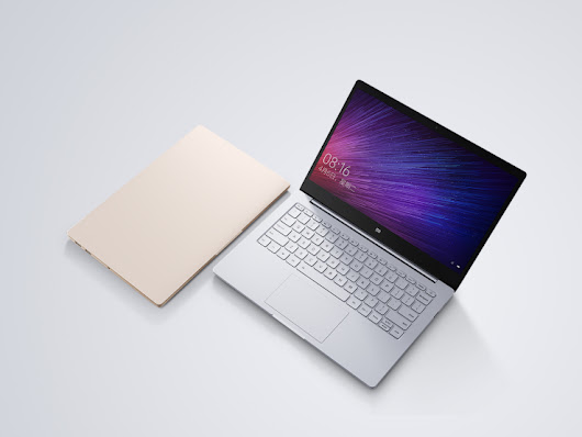 Xiaomi Notebook with 4G LTE To Launch on Dec. 23 - Gadgetscanner
