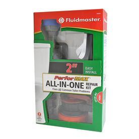 Fluidmaster Universal Toilet Repair Complete Kit In The Toilet Repair Kits Department At Lowes Com