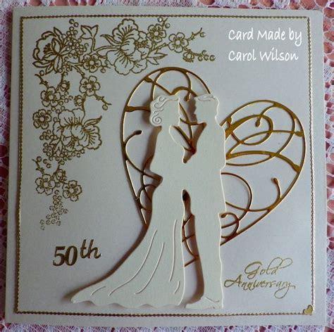 50th Wedding Anniversary   **HEARTS = cards**   Pinterest