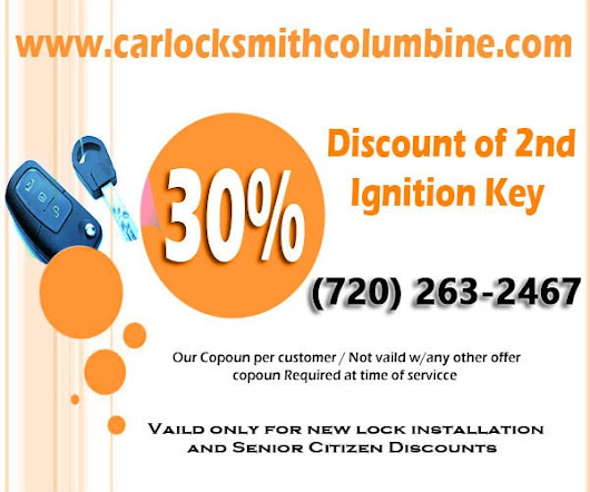 Car Locksmith Columbine CO