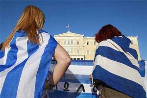 Greek poll: pro-bailout parties getwin