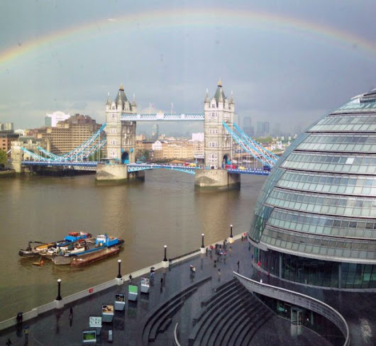 Looking for a Central London Studio with a View?… | Trickbox TV