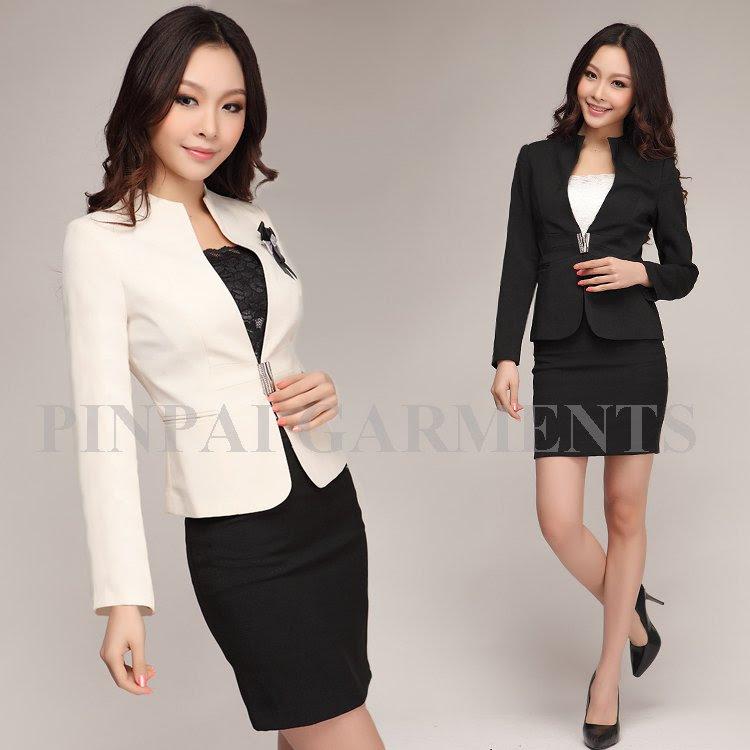 559838347 Professional Work Cloths Women