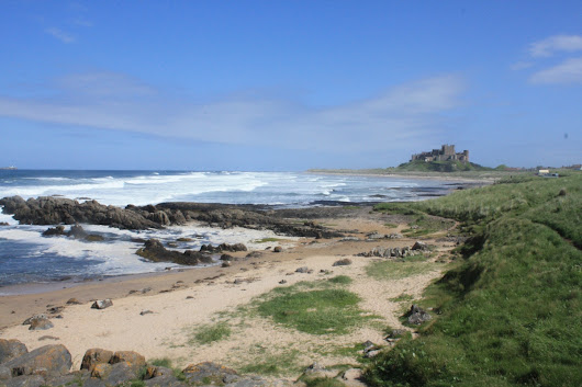 Northumberland Part 1: Sea and Sun