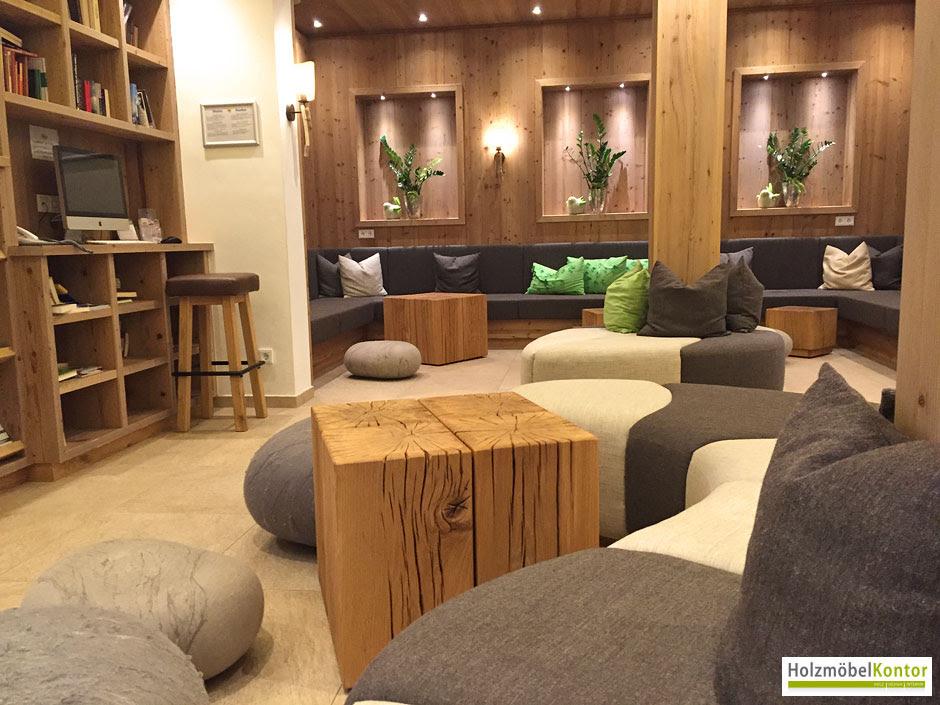 wohnkantine wohnideen vom holzm belkontor couchtisch eiche. Black Bedroom Furniture Sets. Home Design Ideas