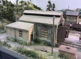 Penrhos Engine shed