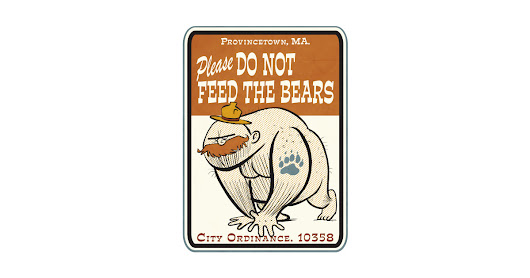 Don't feed the Bears! by daviz_industries