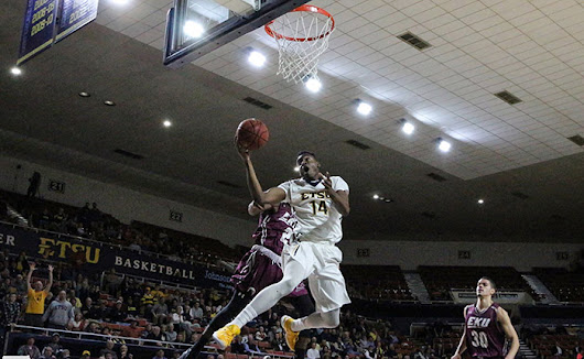 Deuce Bello makes SportsCenter Top 10 with dunk against EKU