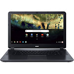 Acer 15 CB3-532-108H 15.6″ Chromebook - Atom x5 E8000 1.04 GHz - 4 GB RAM - 16 GB SSD - Granite Gray