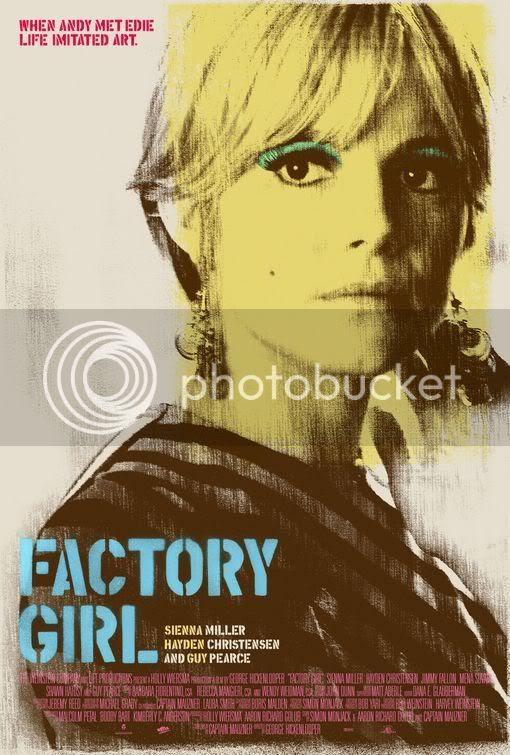 Factory Girl Factory Girl - Quando Edie Conheceu Warhol