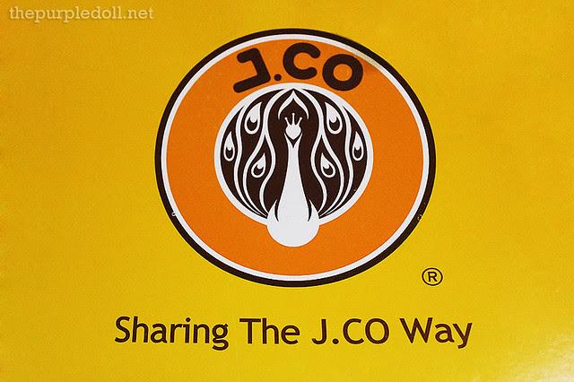 JCo Donuts Box