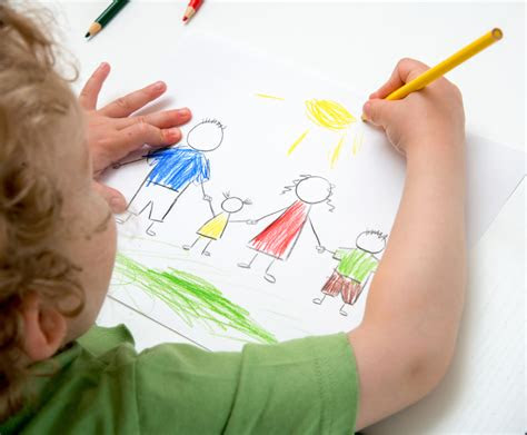 draw      child  lovely
