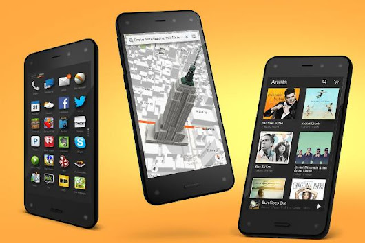 Amazon Fire : A Review