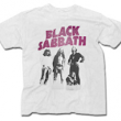 T-shirts Original Band Black Sabbath