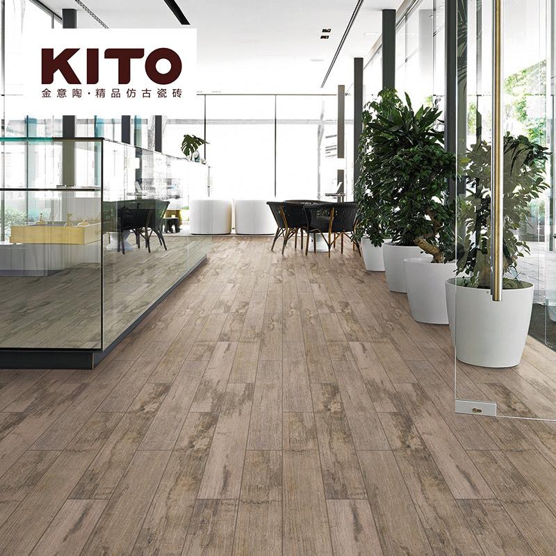 Buy The Italian Ceramic Tiles Wood Bedroom Brick Slip Floor