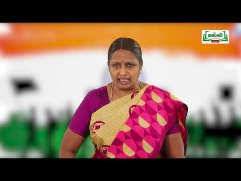 5th Social Science குழந்தைகளின் உரிமைகள் மற்றும்  கடமைகள் அலகு 1 Kalvi TV