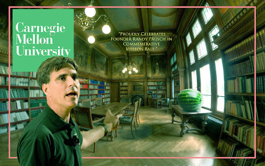 The Last Lecture of Randy Pausch - DeepFUN