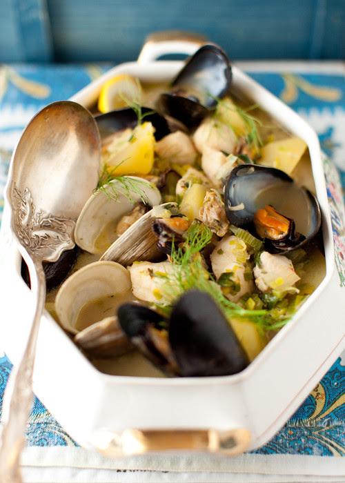 Seafood Stew 1