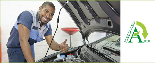 Parker Field Auto Performs Engine Diagnostics and Front End Repair in Richmond, VA