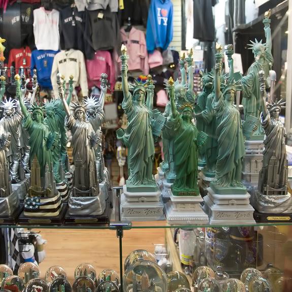 Statues of Liberty
