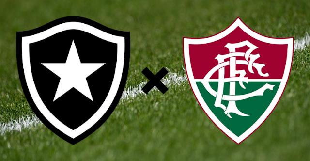 Saiu !!! Confira as Escalações do jogo entre: Botafogo x Fluminense