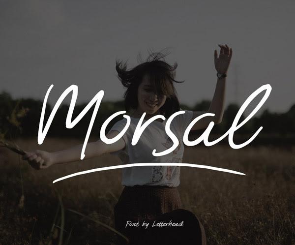 Morsal gratuito Brush Fuente