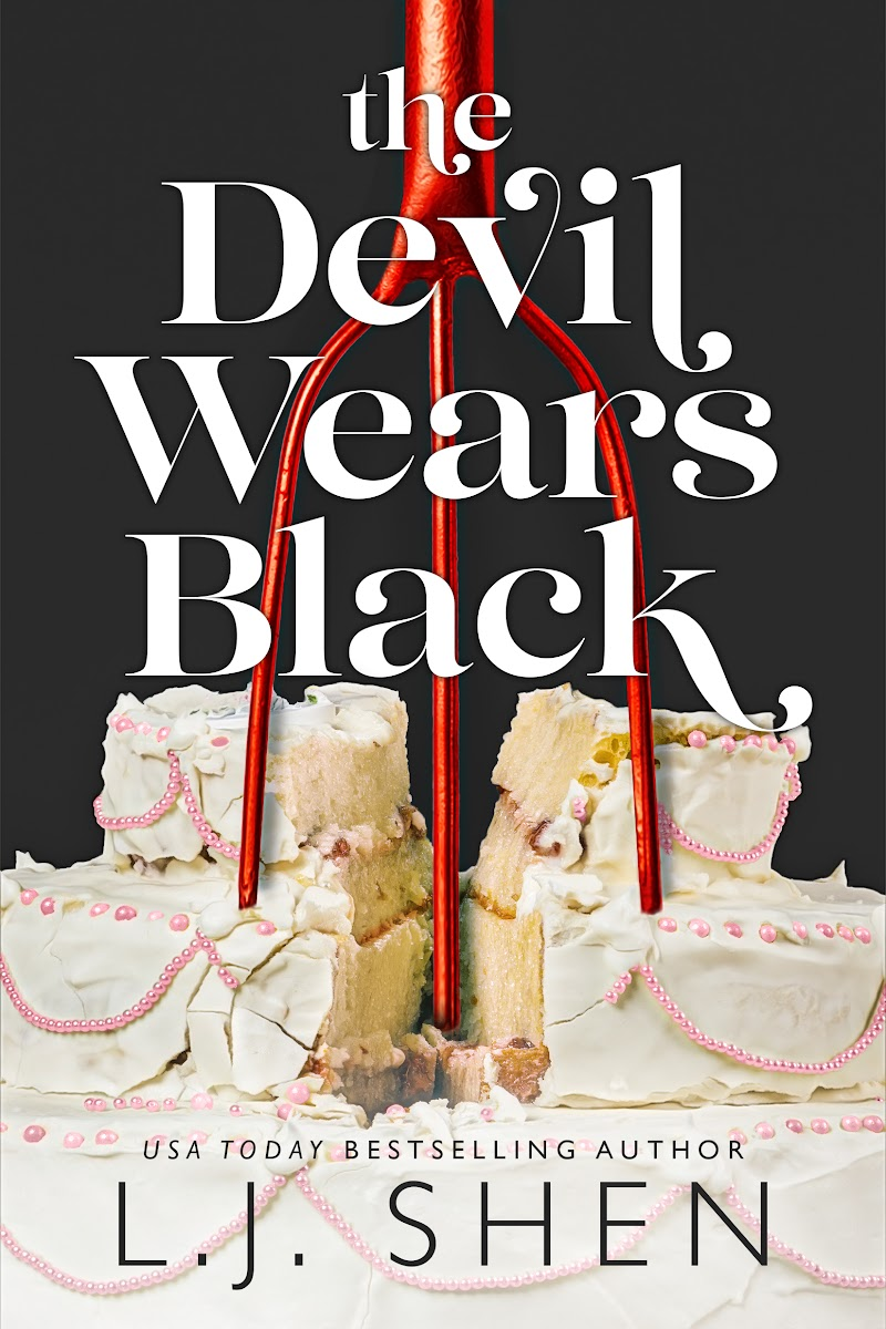 Cover Reveal: The Devil Wears Black by L.J. Shen