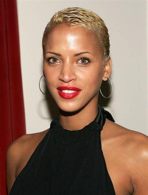 cool  short haircuts  black women pixie cut