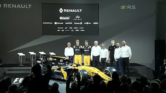 Renault on their all-new R.S.17
