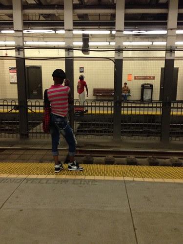 Ball members, Newark subway