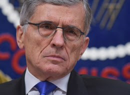 Federal Communications Commission Chairman Tom Wheeler listens to a speaker during a FCC hearing on the net neutrality on February 26, 2015 in Washington, DC. AFP PHOTO/MANDEL NGAN        (Photo credit should read MANDEL NGAN/AFP/Getty Images)