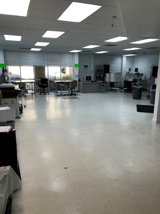 Ives Dairy Commerce Center Lab -