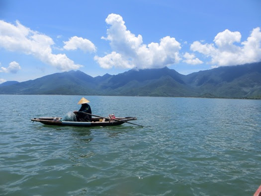 Immersion dans la baie de Lang Co, Centre du Vietnam - 360 Degrés
