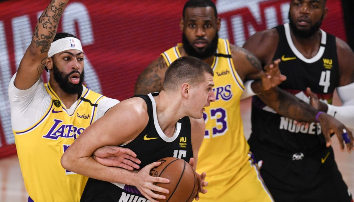 Lakers vs Nuggets live stream: how to watch Game 5 NBA ...